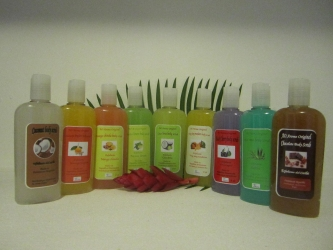 Exfoliantes de 8 oz (botellas)