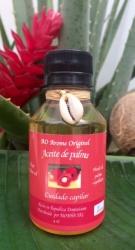 Aceite de Palma: Cuidado capilar