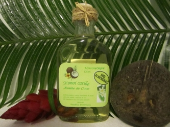 Monoï Caribe Miel Almendras