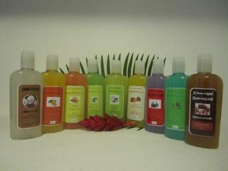 Exfoliantes de 8 oz (botellas)