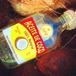 Aceite de Coco Natural
