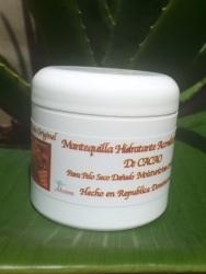 Mantequilla de Cacao para pelo